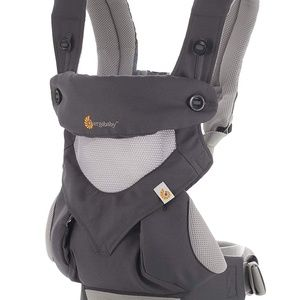 Ergobaby Baby Carrier, 360 All Positions Like New
